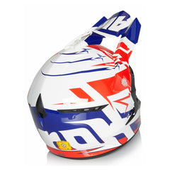 Airoh Casco Cross Switch Startruck Red Gloss