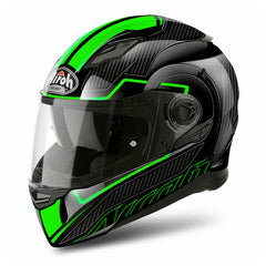 Airoh Casco Integral Movement-S Faster Green Gloss M