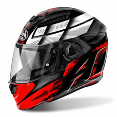 Airoh Casco Integral Storm Starter Red Gloss