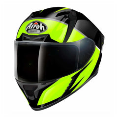 Airoh Casco Integral Valor Eclipse Yellow Gloss