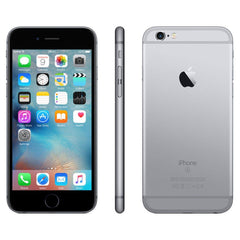 Apple Teléfono Celular iPhone 6s Space Gray
