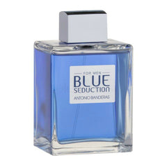 Antonio Banderas Perfume Blue Seduction para Hombre, 200 ML