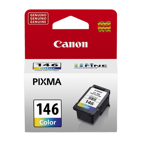 Canon Cartucho de Tinta Color CL146