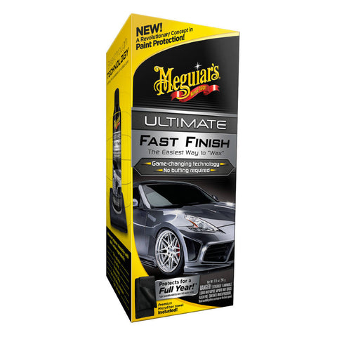 Meguiars Sellador de Pinturas Ultimate Fast Finish (Aerosol), 250 ml
