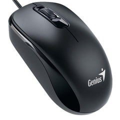 Genius Mouse Optico DX-110 G5 USB Negro - Barulu.com