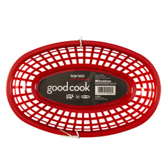 Good Cook BBQ Set de 2 Canastas para Hamburguesa