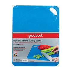 Good Cook Tabla para Cortar Flexible con Superficie Antideslizante, 15 x 11 1/2 in