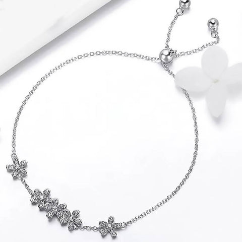 CR Charms Pulsera Ajustable Margaritas