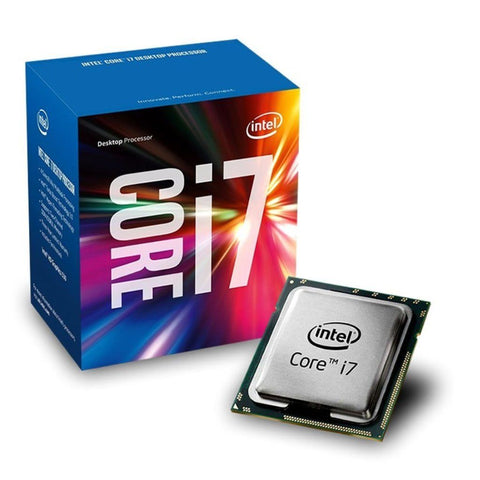 Intel Procesador Core i7-7700 3.6GHz