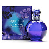 Britney Spears Perfume Midnight Fantasy para Mujer, 100 ML