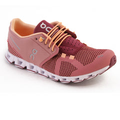 On Tenis Cloud Dustrose/Mulberry, para Mujer
