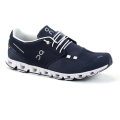 On Tenis Cloud II Navy/White, para Hombre