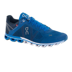 On Tenis Cloudflow River/Navy, para Hombre