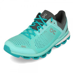On Tenis Cloudsurfer Fountain/Azure, para Mujer