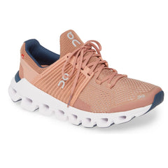 On Tenis Cloudswift Blush/Denim, para Mujer