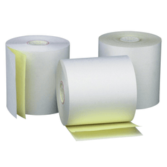 PCM Rollo Papel Químico 2 Tantos (76X70mm)
