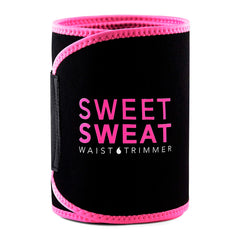 Sweet Sweat Faja Reductora de Tallas de Neopreno Unisex, Rosa