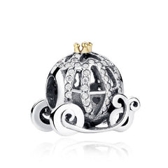 CR Charms Charm Carruaje de Cenicienta