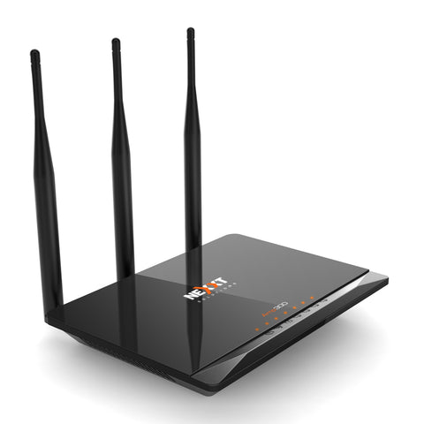 Nexxt Solutions Router Inalámbrico N300, Amp 300