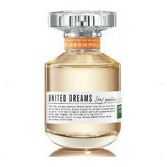 Benetton Perfume United Dreams Stay Positive para Mujer, 80 ML