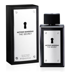 Antonio Banderas Perfume The Secret para Hombre, 100 ML