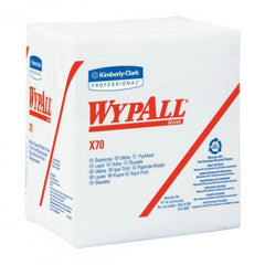 WypAll X70 Paño Industrial Pop Up 100 Unidades, Blanco