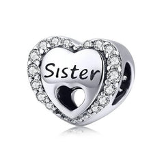 CR Charms Charm Amor de Hermanas