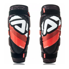 Acerbis Coderas Flexibles, Negro