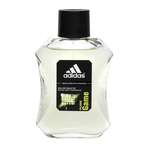 Adidas Perfume Pure Game EDT para Hombre, 100 ML
