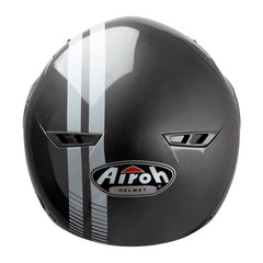 Airoh Casco Abierto City One Flash Anthracite Gloss
