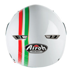 Airoh Casco Abierto City One Style Gold Gloss