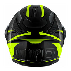 Airoh Casco Modular Phantom-S Evolve Yellow Gloss