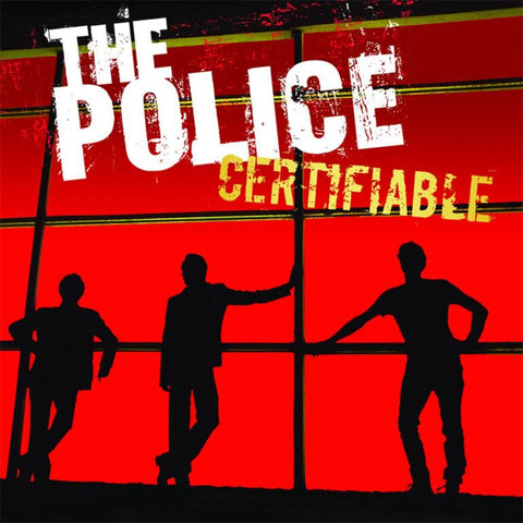 The Police Vinilo The Police Certifiable