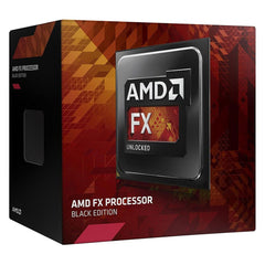 AMD Procesador FX-8370 4 GHz Black Edition