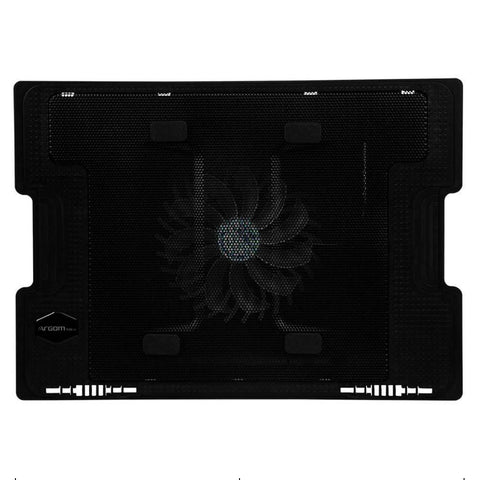 Argom Base Ventiladora Ajustable para Laptop de Hasta 17""