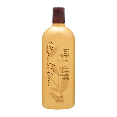 Bain de Terre Shampoo Protector de Color Passion Flower 1000ml