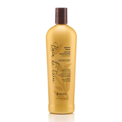Bain de Terre Shampoo Protector de Color Passion Flower 400ml