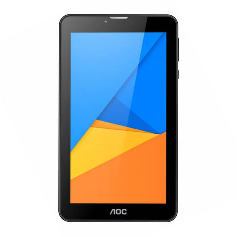 "AOC Tablet 7"" A724G WIFI 3G 8GB Negra"