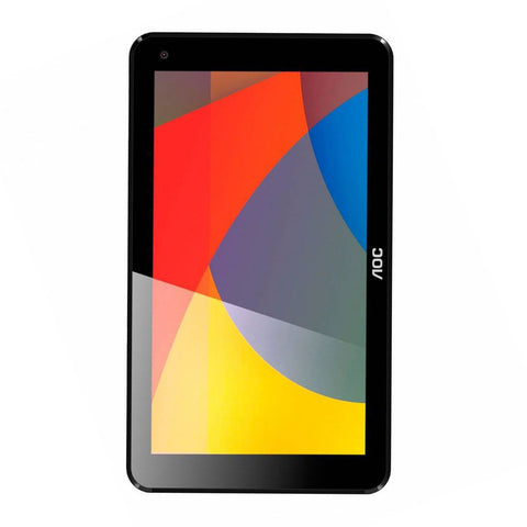 "AOC Tablet 7"" A725 WiFi 8GB Negro"