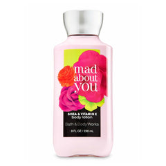 Bath & Body Works Crema Mad About You, 236 ML