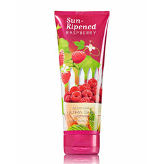 Bath & Body Works Crema Sun-Ripened Raspberry, 236 ML