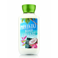 Bath & Body Works Crema Waikiki Beach Coconut, 236 ML