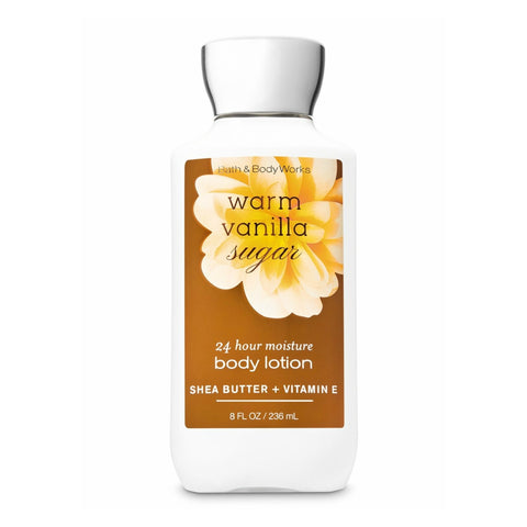 Bath & Body Works Crema Warm Vanilla Sugar, 236 ML