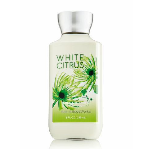 Bath & Body Works Crema White Citrus, 236 ML