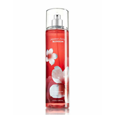 Bath & Body Works Splash Japanese Cherry Blossom, 236 ML