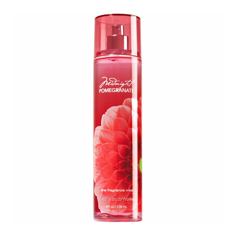 Bath & Body Works Splash Midnight Pomegranate, 236 ML