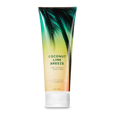 Bath & Body Works Crema Coconut Lime Breeze, 236 ML