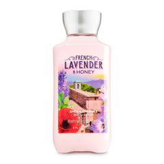 Bath & Body Works Crema French Lavender & Honey, 236 ML