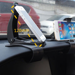 Creative Case Holder Clip Base para Celular Giratoria