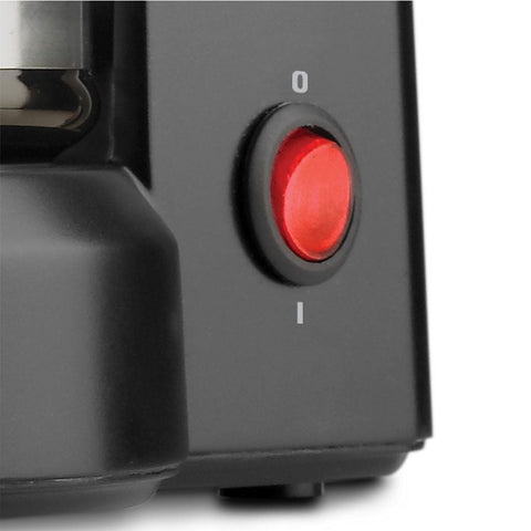 Black & Decker Coffeemaker 5 Taz. DCM601B